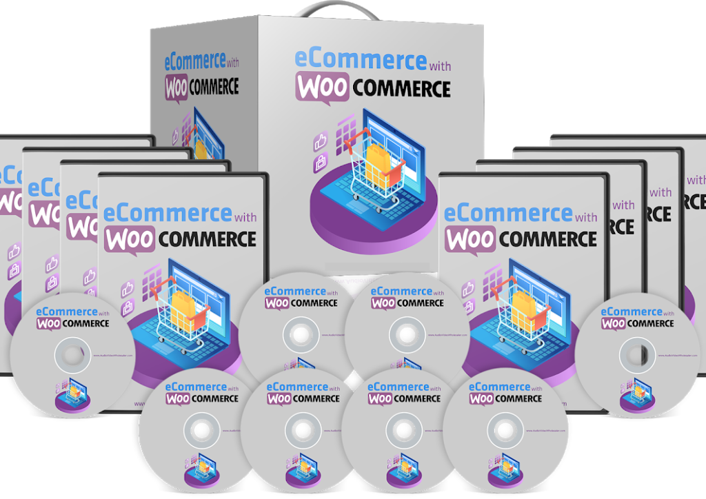 eCommerce with WooCommerce Video Course